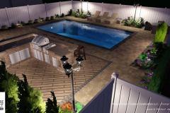 Custom 3D Landscape & Hardscape Customer Designs 10