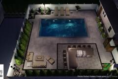 Custom 3D Landscape & Hardscape Customer Designs 13