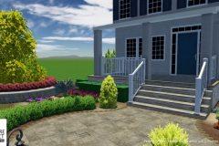 Custom 3D Landscape & Hardscape Customer Designs 2