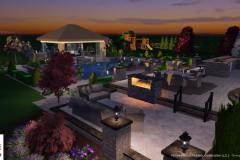 Custom 3D Landscape & Hardscape Customer Designs 30
