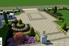 Custom 3D Landscape & Hardscape Customer Designs 43