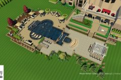 Custom 3D Landscape & Hardscape Customer Designs 48