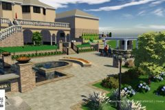 Custom 3D Landscape & Hardscape Customer Designs 49