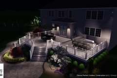 Custom 3D Landscape & Hardscape Customer Designs 7