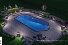 Custom 3D Landscape & Hardscape Customer Designs 20