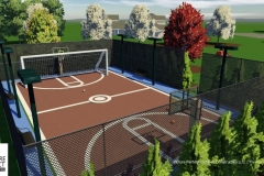 Custom 3D Landscape & Hardscape Customer Designs 22