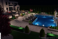 Custom 3D Landscape & Hardscape Customer Designs 32