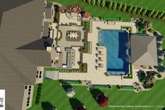 Custom 3D Landscape & Hardscape Customer Designs 34