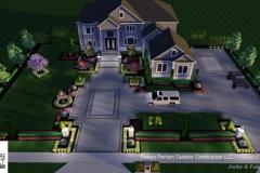 Custom 3D Landscape & Hardscape Customer Designs 45