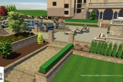 Custom 3D Landscape & Hardscape Customer Designs 46