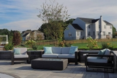 cream ridge weathervane circle full back yard remodel 09-21-2017 - 30