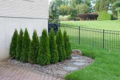 aug 2017 molly pitcher drive manalapan nj poolscape sod stone 6