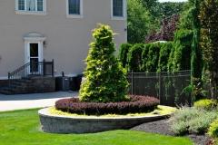 tinton falls nj pool patio walkway landscaping 2016 - 16