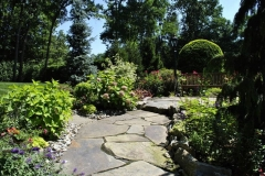 colts neck nj pool rehab patio starirs landscaping water features outdoor lighting 2016 - 14