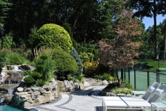colts neck nj pool rehab patio starirs landscaping water features outdoor lighting 2016 - 5