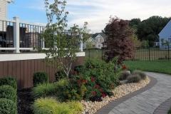 cream ridge weathervane circle full back yard remodel 09-21-2017 - 7