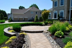 tinton falls nj pool patio walkway landscaping 2016 - 13