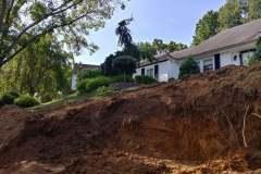 steeple-chase-dr-marlboro-nj-multi-level-retaining-wall-construction-9-11-2017-7
