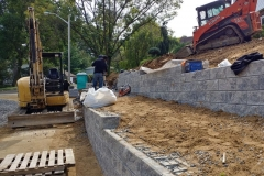 steeplechase-drive-marlboro-nj-retaining-wall-grading-excavation-09-12-2017-3
