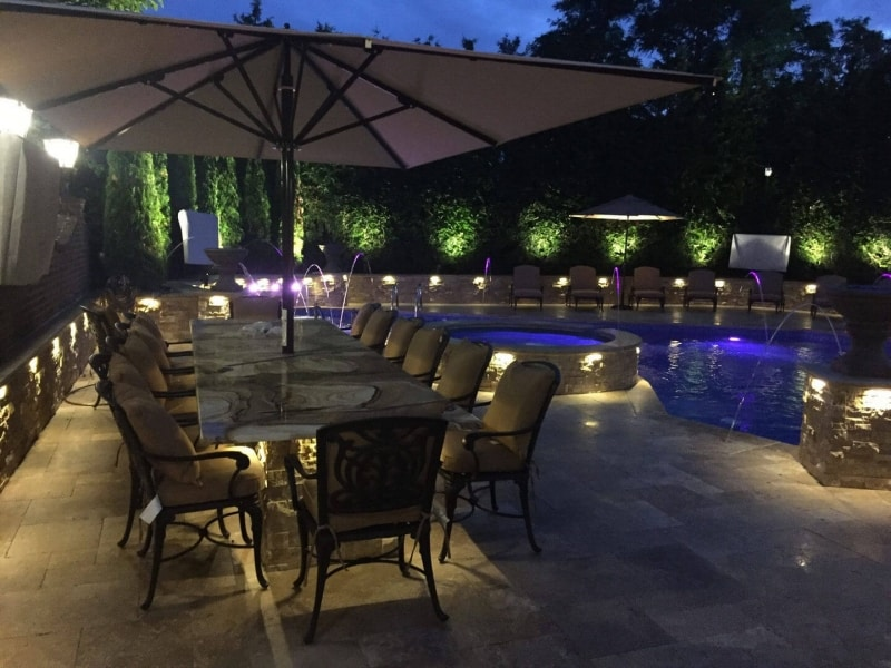 Outdoor lighting audio picture perfect landscaping property our designers specialize in outdoor audio systems for residential and commercial properties there are several audio packages to chose from for all budget aloadofball Gallery