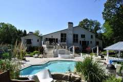 colts neck nj pool rehab patio starirs landscaping water features outdoor lighting 2016 - 9