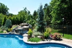 tinton falls nj pool patio walkway landscaping 2016 - 26