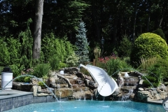 colts neck nj pool rehab patio starirs landscaping water features outdoor lighting 2016 - 1
