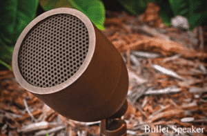 Bullet Speaker