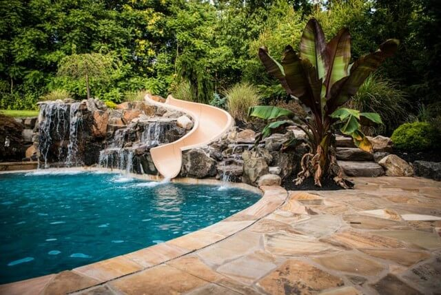 Pools Spas And Water Features Picture Perfect