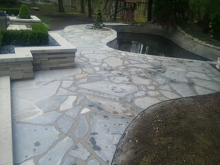 Pool Deck & Coping Refresh in Manlapan, NJ