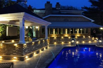 Outdoor Lighting & Audio