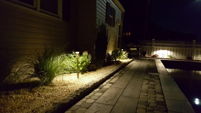 Low Voltage Outdoor Lighting & Outdoor Audio