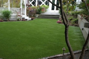Sod, Synthetic Turf Installation & Lawn Seeding Services