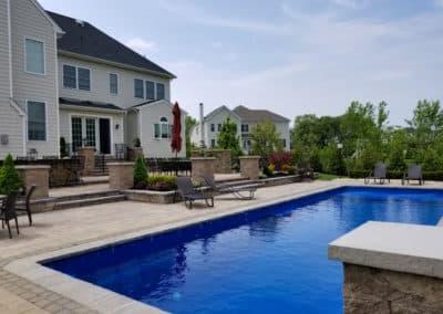 06-2019 lincroft nj pool raised patio pool deck