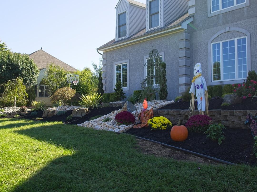 Front Yard Landscape Update – Manalapan, NJ